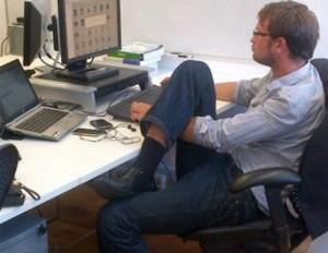popraw ergonomie pracy